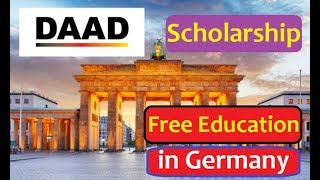 How To Study In Germany For Free   Scholarships In Germany