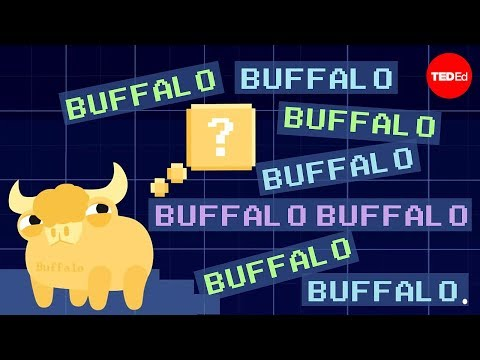 Buffalo Buffalo Buffalo: One-word Sentences And How They Work - Emma Bryce Mp3