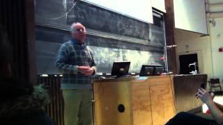 Cornell Chem 2080 Usher singing Bright College Days