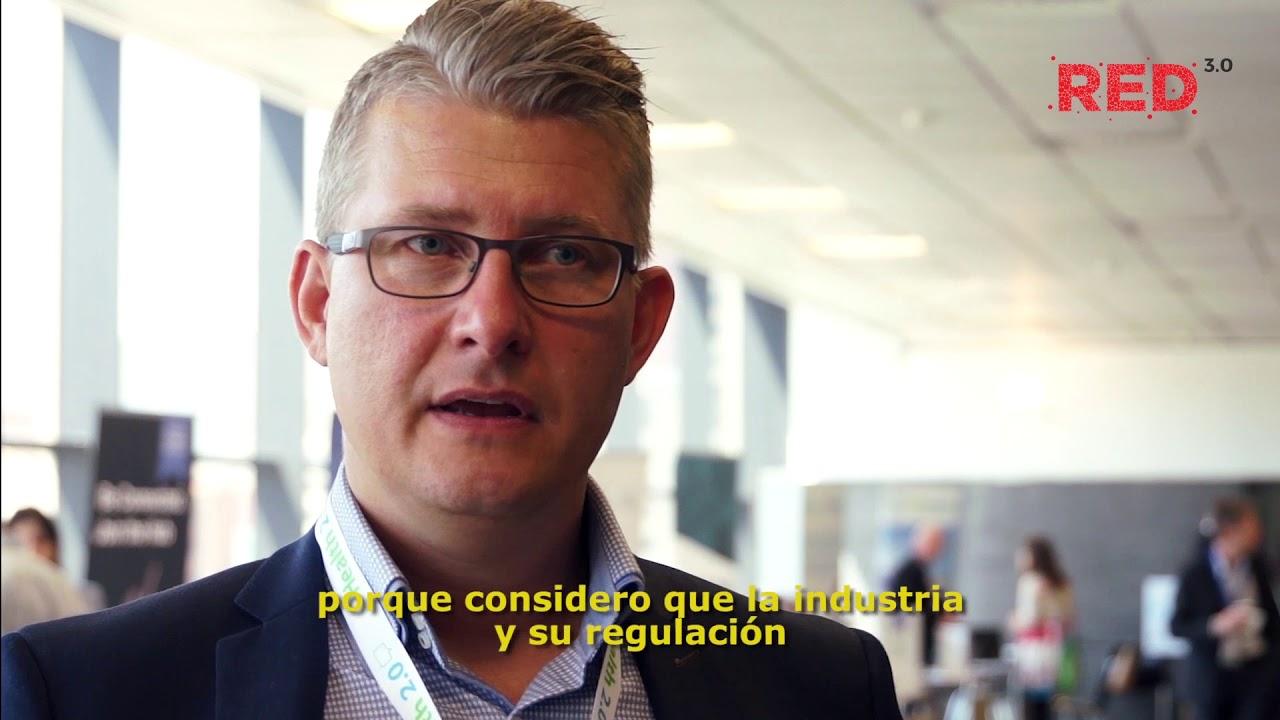 Healthio: entrevista a Jon Friis