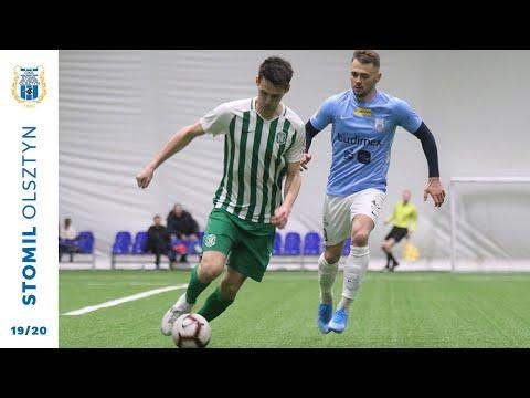Bramki z meczu Żalgiris Wilno - Stomil Olsztyn 2:0