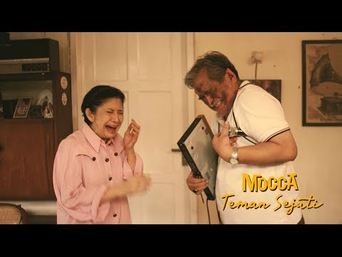 Mocca - Teman Sejati (Official Music Video)