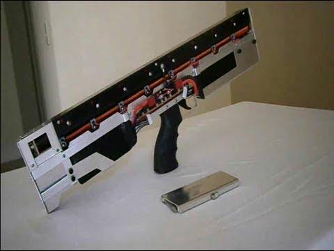 Elektrisks, paštaisīts ierocis!
