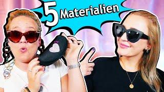Sonnenbrillen Customize | Wir designen unsere eigenen Sonnenbrillen | Sommer Trend
