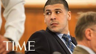 Court Reinstates Murder Conviction For Former NFL Star Aaron Hernandez | TIME