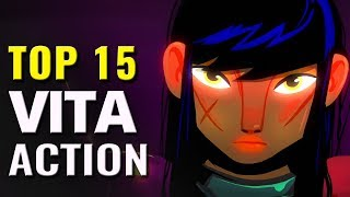 Top 15 Best PS Vita Action Games of All Time