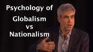 The psychology behind globalism, nationalism & political tribalism - Jonathan Haidt