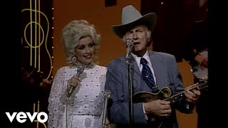 Dolly Parton, Bill Monroe - Mule Skinner (Live)
