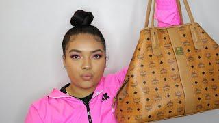 What's In My Bag | MCM Large Liz Reversible Tote