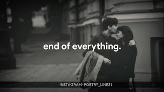 best love quotes for her  [ ENGLISH ] WhatsApp status poetry 2020 | adiladi
