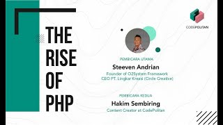 The Rise of PHP