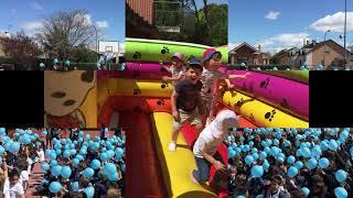La alegría en nuestro colegio