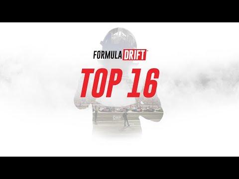 フォーミュラドリフト エリー(ペンシルベニア)決勝ドリフトTOP16のフル動画 PRO