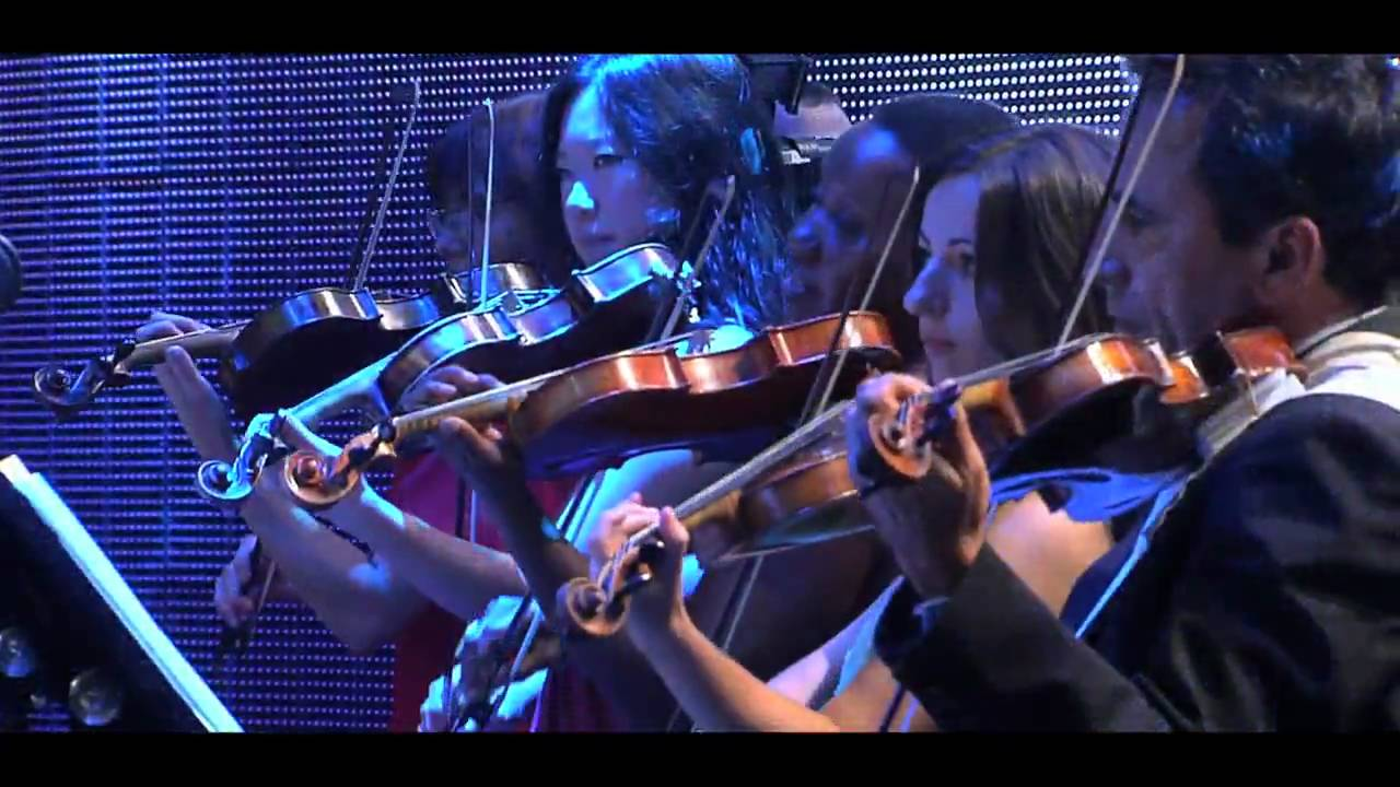 Visions by Armenchik – Nokia Concert 09 – HD
