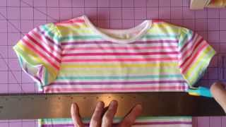 DIY Disney Shirt - Color Blocked Hidden Mickey