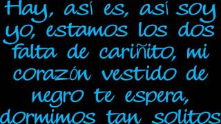 Mi Corazoncito - Aventura (Lyrics)
