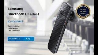 samsung bluetooth headset mg920 ! Samsung Headphone ! samsung bluetooth headset hm1100  #
