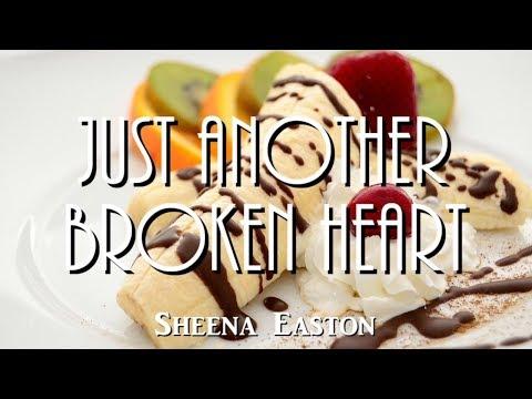Just Another Broken Heart - Sheena Easton(日本語歌詞付き)