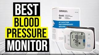 BEST BLOOD PRESSURE MONITOR 2020 - Top 5