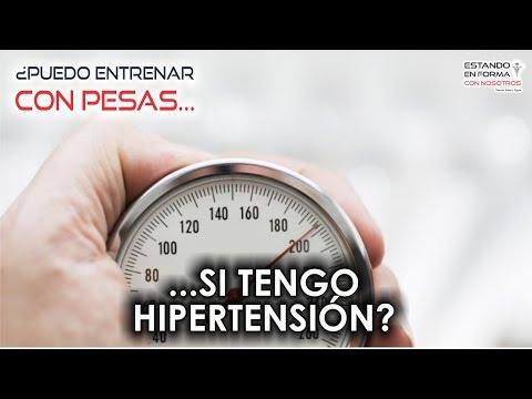 Fluctuación permisible de la presión arterial
