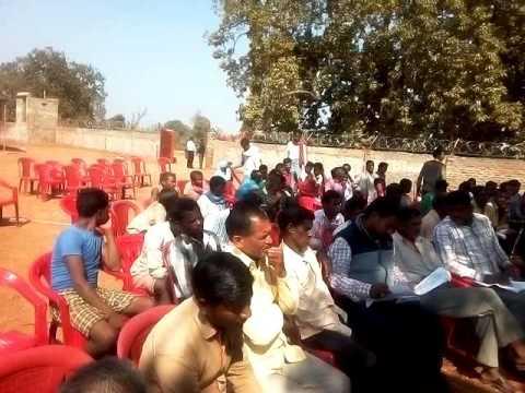 Tori Shivpur New B G Railway Construction Public Hearing 2