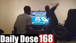 #DailyDose Ep.168 - TRENT vs JUICE LATE NIGHT RETRO GAMES! | #G1GB