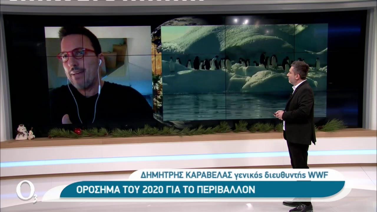 Η ανασκόπηση του 2020 για το περιβάλλον | 31/12/2020 | ΕΡΤ