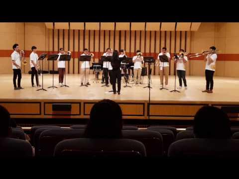 BSRU Trombone Ensemble Performance at Low Brass Festival
