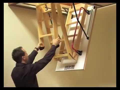 LWK Çatı Merdiveni