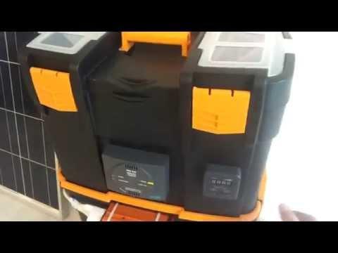 Impianto fotovoltaico portatile a costo zero - Pannello fotovoltaico portatile ...