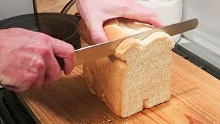 Sandwich Bread The Easiest Way Possible (with A Bread Machine)