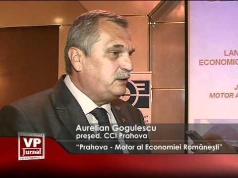 """""""Prahova – Motor al Economiei Româneşti"""""""