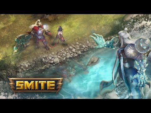 SMITE Odyssey 2018 - The Fall of War - Chapter 4