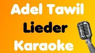 Adel Tawil • Lieder • Karaoke