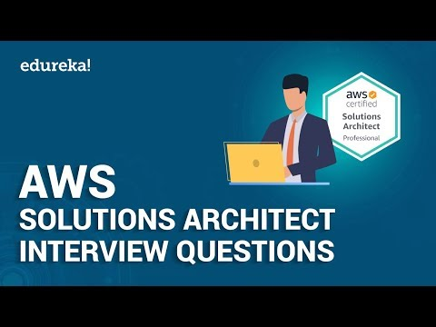 AWS Solutions Architect Interview Questions and Answers 2021 ...