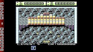Commodore C64 - Ball Blasta (1988)