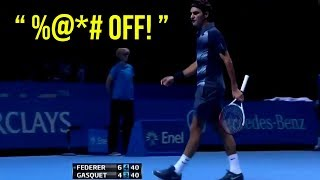 Tennis Hidden Chats You Surely Ignored (Crazy, Dramatic Moments)