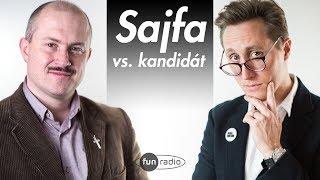 SAJFA vs. KANDIDÁT⎟ Marián Kotleba