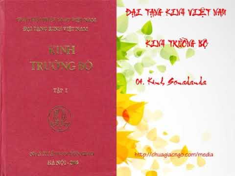 Kinh Trường Bộ - 04. Kinh Sonadanda