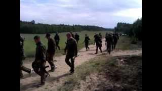 preview picture of video 'Traktor Destrukszyn 2 - Przemarsz - 96 uczestników'