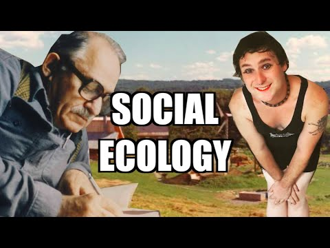 Skylar Reads Theory | The Concept Of Social Ecology (Murray Bookchin)