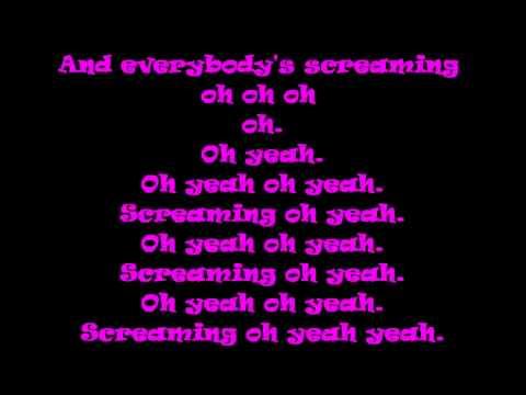 Oh Yeah-Big Time Rush (Lyrics.).