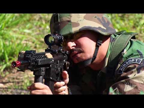 Conheça o Airsoft, esporte que simula combate militar e está virando febre em todo o Brasil
