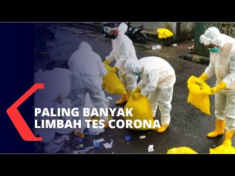 Pembuang Limbah Medis Corona di Bogor Ditangkap, Pelaku Bekerja di Perusahaan Kesehatan