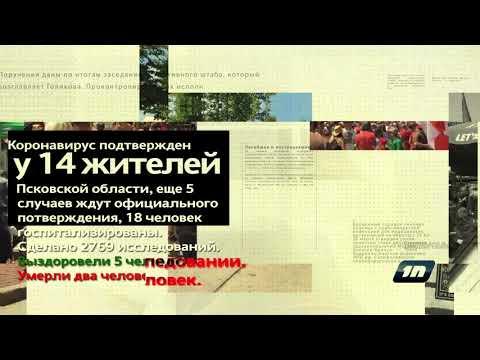 Хроника COVID 19 / 08.04.2020