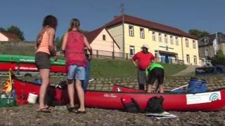 preview picture of video 'PADDELN auf der ELBE - Clip 3: KANUVEREIN Laubegast DRESDEN mit 5 Sternen'