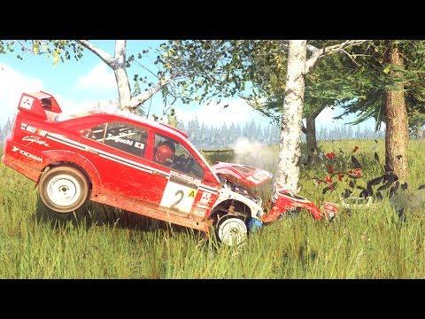 Dirt Rally 2.0 Car Crashes/Fails Compilation