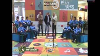 preview picture of video 'Entrevista al Benjamin C del Avant Aldaia CDF - A base de fútbol - Onda Valencia TV'
