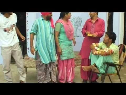 Kanjar da vyah - Full Length Punjabi Comedy Movie || PUNJABI COMEDY FILM || Part - 1,2,3,4,5,6 2016