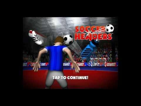 Video of Soccer Headers
